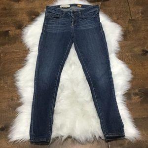 Anthropologie Pilcro size 26 skinny jean